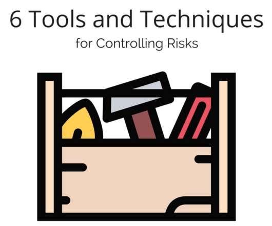 Risk - Project Management Update